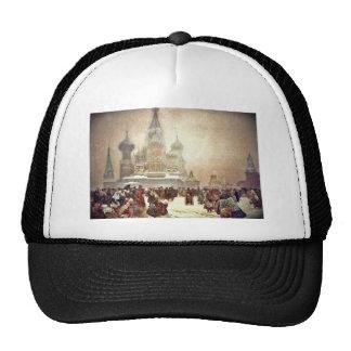 Abolition of Serfdom in Russia 1914 Trucker Hat