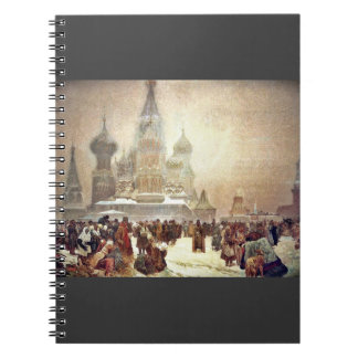 Abolition of Serfdom in Russia 1914 Notebook