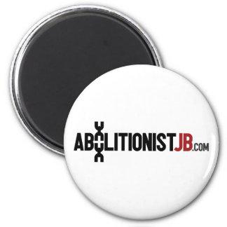AbolitionistJB Logo Magnet