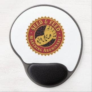 Abominable Gel Mousepad
