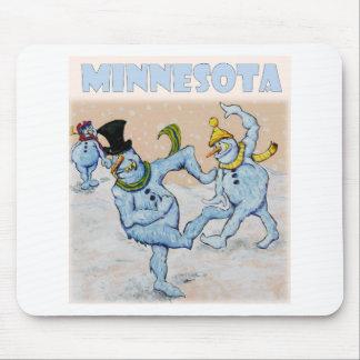 Abominable Snowmen of Minnesota Mouse Pad