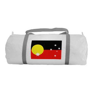 Aborigen australiano bolsa de deporte