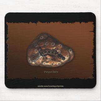 Aborigen-estilo australiano Platypus Alfombrilla De Raton
