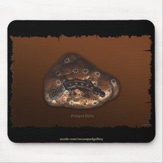 Aborigen-estilo australiano Platypus Mousepad