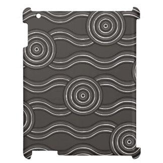 Aboriginal art storm case for the iPad 2 3 4