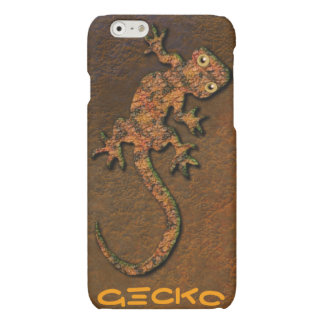 Aboriginal Australian Gecko Phone Case