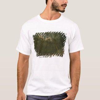 Aboriginal Coroboree in Van Diemen's Land T-Shirt