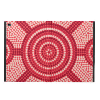 Aboriginal dot painting powis iPad air 2 case