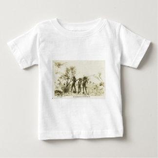Aboriginal family baby T-Shirt