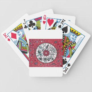 Aboriginal Horoscope Red Card Decks