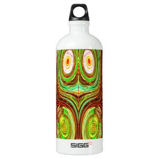 Aboriginal Indian India Ethnic Craft Cartoon SIGG Traveler 1.0L Water Bottle
