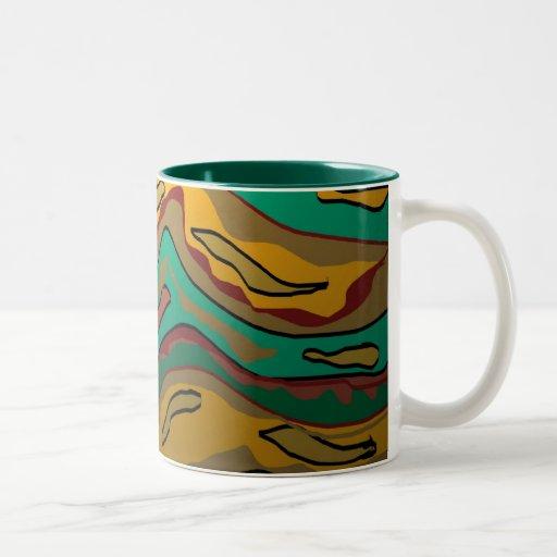 Aboriginal Inspired Tea mug