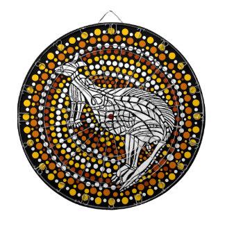 Aboriginal Kangaroo Dartboards