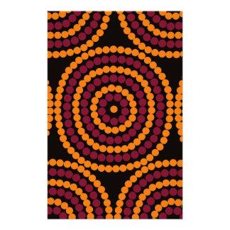 Aboriginal Life cycle Stationery