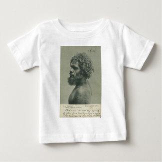 Aboriginal man baby T-Shirt