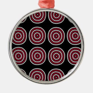 Aboriginal Metal Ornament