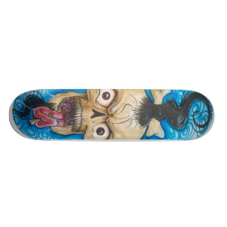 Aboriginal Skateboard Deck