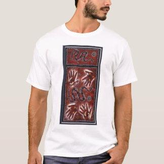 aboriginal snakes T-Shirt