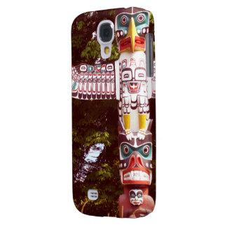 Aboriginal Totem Galaxy S4 Cover Case