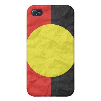 Aborigines Covers For iPhone 4