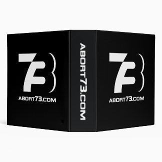 Abort73.com / 73-Logo Binder
