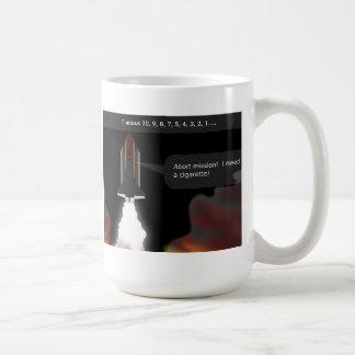 Abort Coffee Mug