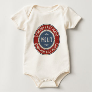 Abortions Kill People Baby Bodysuit