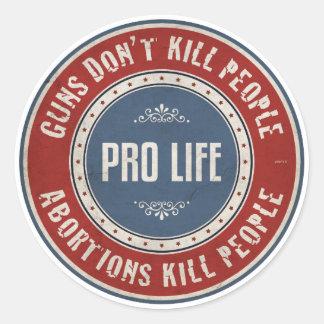 Abortions Kill People Sticker