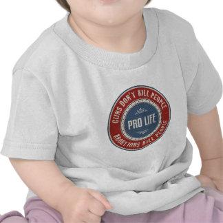 Abortions Kill People Shirts