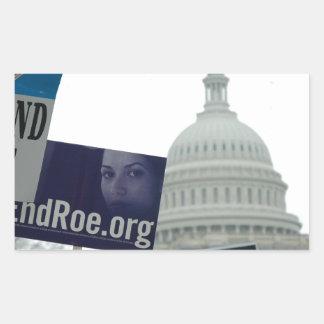 Aborto del final rectangular altavoces