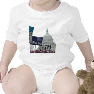 Aborto del final trajes de bebé