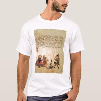 Abou Zayd meets some merchants T-Shirt