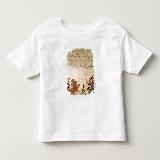 Abou Zayd meets some merchants Toddler T-shirt