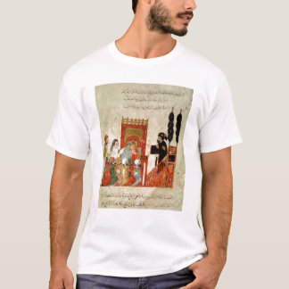 Abou Zayd preaching in the Mosque T-Shirt