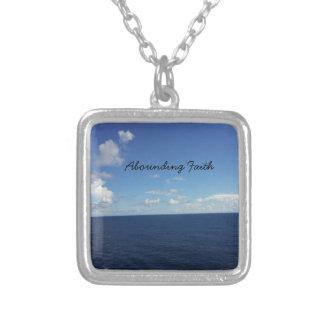 Abounding Faith Necklace