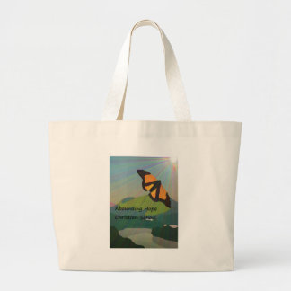 Abounding Hope Christian School Jumbo Tote Bag