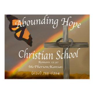 Abounding Hope Christian School Postcards