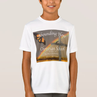 Abounding Hope Romans 15:13 T-Shirt
