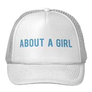 About A Girl (Blue) Hat