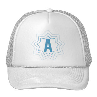 About A Girl Blue Star Hat