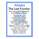 About Alaska Postcard