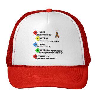 ABOUT AUTISM HATS