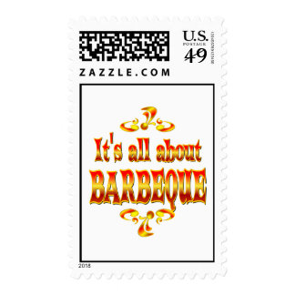 ABOUT BARBEQUE POSTAGE