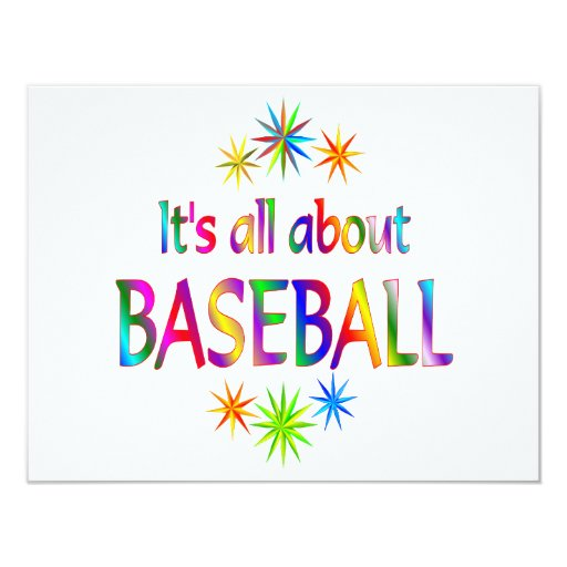 About Baseball Announcements
