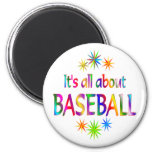 About Baseball Magnets