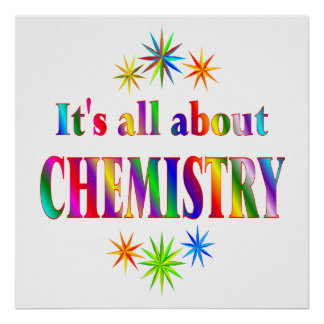 About Chemistry Poster