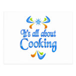 About Cooking Postcards