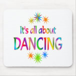 About Dancing Mousepad