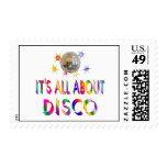 About Disco Stamps