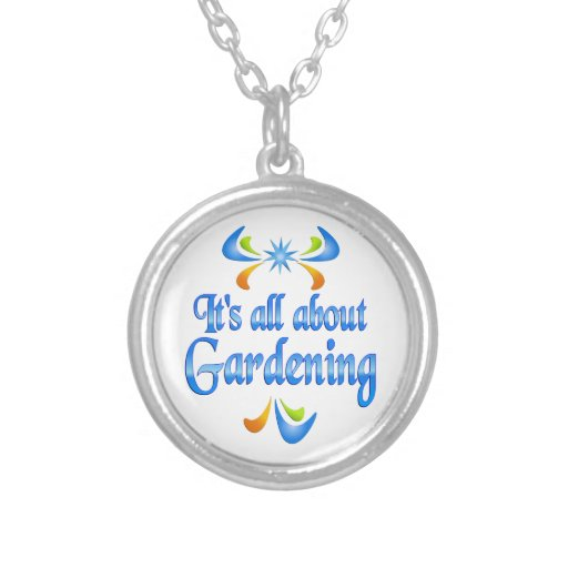 About Gardening Pendants